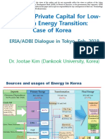 Mobilizing Private Capital for Low-Carbon Energy Transition