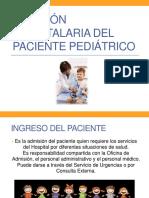 Admisión hospitalaria del paciente pediátrico 1.pptx