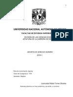 Apuntes 1 parte DERECHO AGRARIO RATO2017.pdf