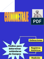 IND210 CRONOMETRAR