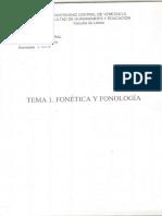 Guía, Fonética y Fonología