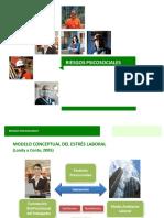 Factores Psicosociale Medicina Trabajo