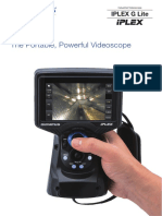 Catalogue - Olympus Videoscope IPLEX G Lite