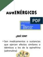 EXPOSICIÓN ADRENÉRGICOS.pptx