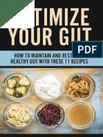 Probiotics Cookbook