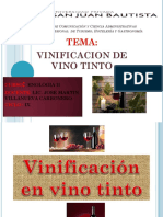 VINIFICACION VINO TINTO CLASE 7.pptx