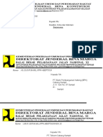 Undangan Rapat Biodata PDF