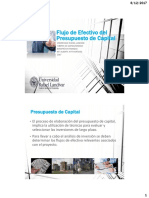 5 Presupuesto de Capital
