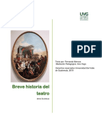 Breve Historia Del Teatro (Final)