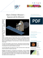 Mars Orbiter Mission – MOM