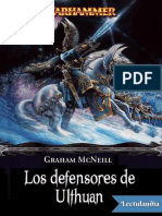 Defensores de Ulthuan - Graham McNeill