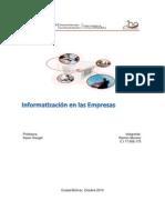 informatizacion