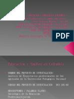 EDUCACION Y EMPLEO EN COLOMBIA.ppt