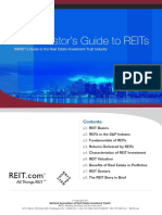 Updated Investors Guide to REITS