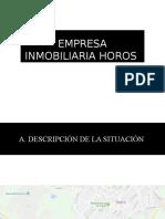 EMPRESA HOROS-MARKETING