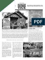 Historic Irvington Newsletter - 2019 Srping