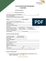 FORMATO DE CERTIFICACION PROVEEDORES.docx