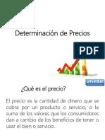 04 Determinación de Precios