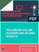 HALANGAN DALAM KAUNSELING SILANG BUDAYA.pptx