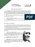Tema 22.Moral Cristiana II
