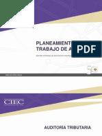 Planeamiento de Auditoría Tributaria