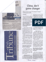Daily Tribunem Apr. 1, 2019, China, devt game changer.pdf