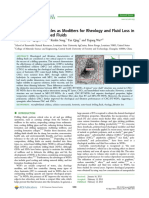 Cellulose Nanoparticles as Modifiers for Rheology and Fluid Loss In