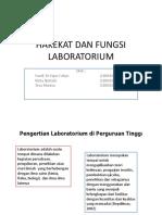 hakekat laboratorium