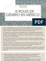 los roles de género en México.pptx