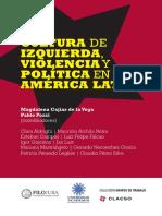 CAJIAS, M; POZZI, P. (Coord.) - Cultura de Izquierda, violência y politica en América Latina.pdf