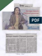 Manila Times, Apr. 1, 2019, Arroyo meets Chinese premier.pdf