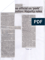 Philippine Star, Apr. 1, 2019, House officials on pork distribution Majority rules.pdf