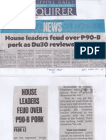 Philippine Daily Inquirer, Apr. 1, 2019, House leaders feud over P90-B pork as Du30 reviews budget.pdf