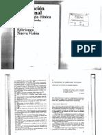 BOHOSLAVSKY (1978). Orientación Vocacional La Estrategia Clínica. Cap. 2