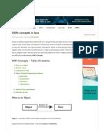 Java Concepts Explained Part 1 B