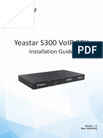 Yeastar S300