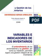 03 Variables Inventarios II