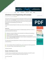 Java Concepts Explained Part 4