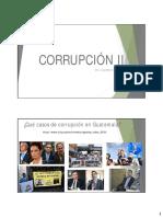 Corrupción