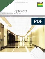 2) Catalogue & Technical Data - Press Engraved