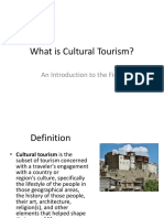 what is cultural tourism.pptx