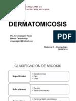 Micosis Superficial Dra Eva Garagorri