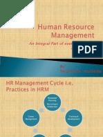 Human Resource Management Ppt (Final)