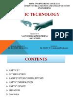 RFID PPT haptic
