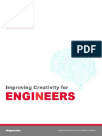 Improving Creativity for Engineers