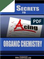 Organic chem - guide