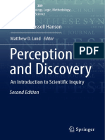 [Synthese Library 389] Norwood Russell Hanson, Matthew D. Lund - Perception and Discovery (2018, Springer International Publishing).pdf