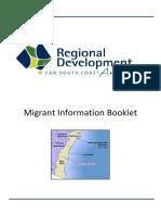Australia Information Booklet