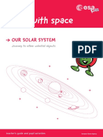 PR01 Our Solar System Teacher Guide and Pupil Activties