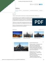 Iron Making _ Steel Plants _ Business POSCO E&C